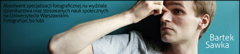 Bartłomiej Sawka, fot. Krzysztow Pacholak